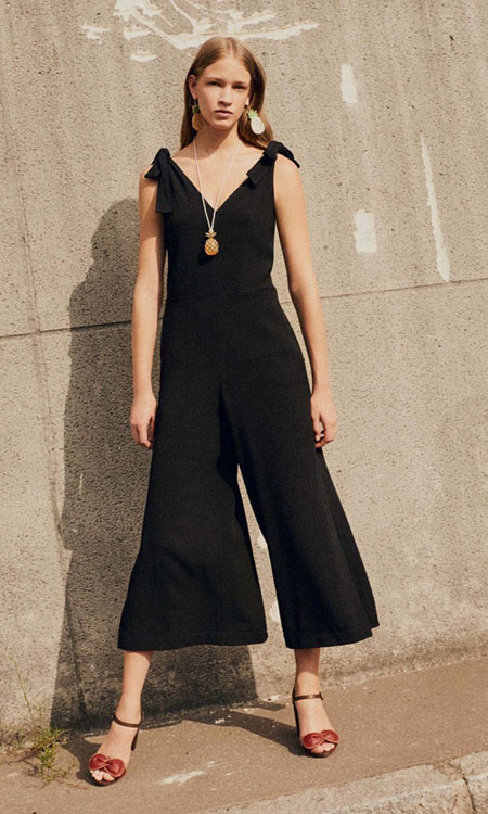 DESIGNER SALE - LOVIKA | 6 Black jumpsuits for evening night-outs and formal occasions