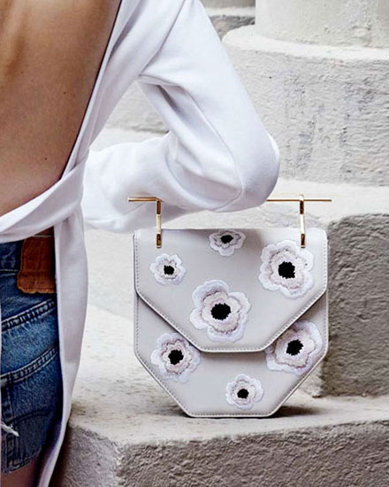 DESIGNER SALE | LOVIKA - Metal-handle bags