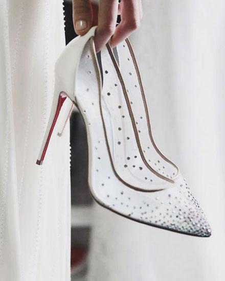 38 Absolutely gorgeous designer wedding shoes | Lovika