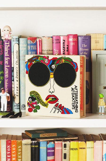 DESIGNER SALE | LOVIKA - Olympia Le-Tan book clutch bags