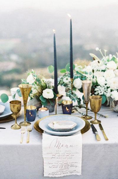 Spring-Summer Wedding Ideas & Inspiration | LOVIKA #Romantic #Elegant