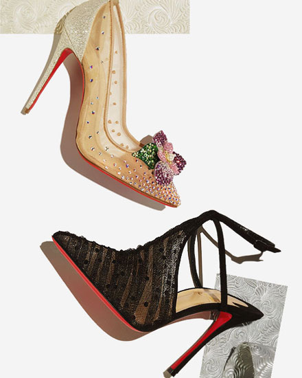 Must-See: Christian Louboutin Pre-Fall 2017 Shoes