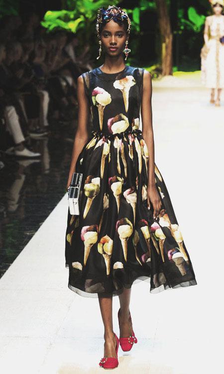 DESIGNER SALE | Dolce & Gabbana runway dresses