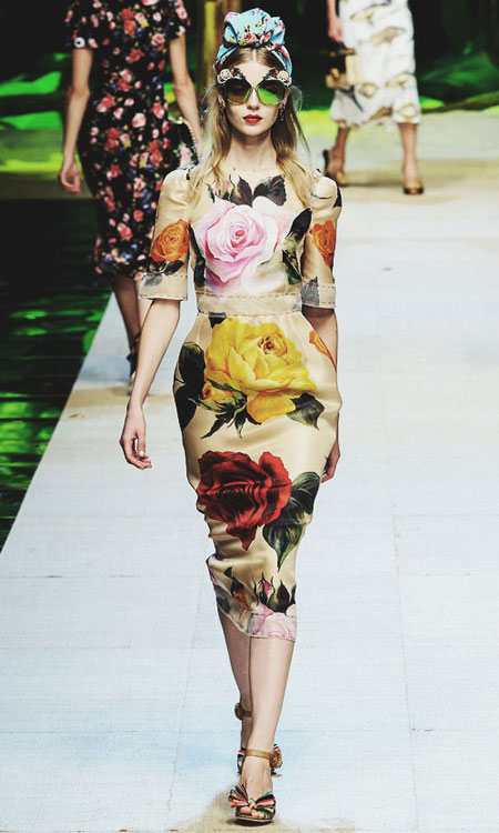 a706f484d6 HUGE Sale! These 11 Dolce & Gabbana Runway Dresses