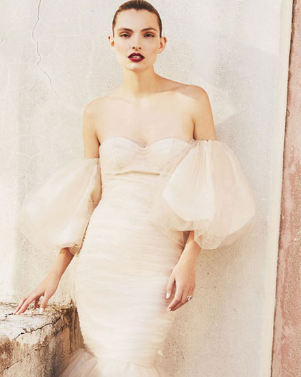 #Inspo: Fashion Girl Wedding Dresses