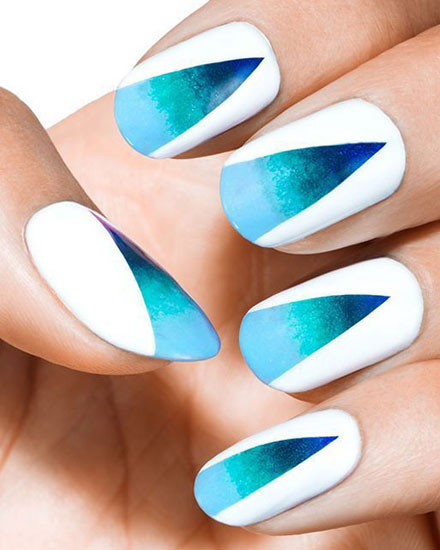 60 Best summer nail designs | Lovika #nails #art #colors