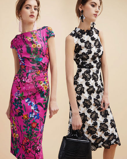 LOVIKA | Monique Lhuillier Floral Dresses