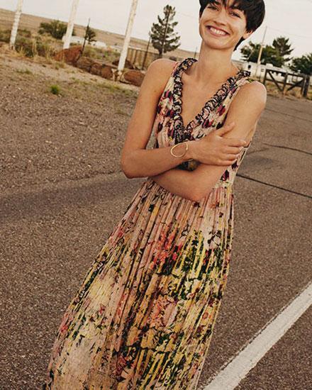 LOVIKA | Fall maxi dresses
