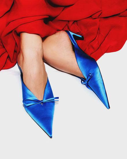 LOVIKA | kitten heels outfit