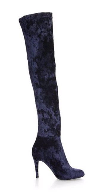 LOVIKA | Jimmy Choo Toni over-the-knee velvet boots
