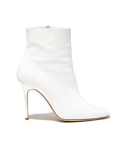 LOVIKA | Manolo Blahnik Insopo leather booties