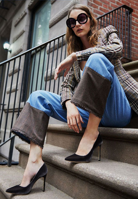 LOVIKA | Manolo Blahnik bb velvet pointy-toe pumps #shoes