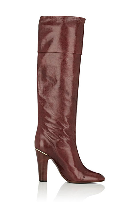 LOVIKA | Marc Jacobs Ann Leather Knee-High Boots