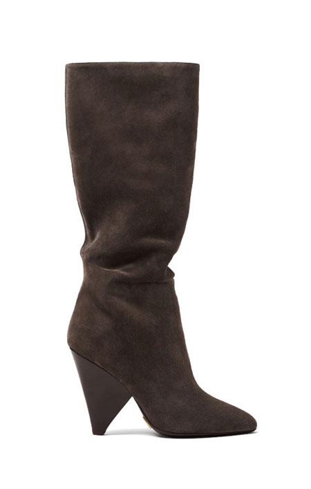 LOVIKA | Michael Kors Belinda suede boots