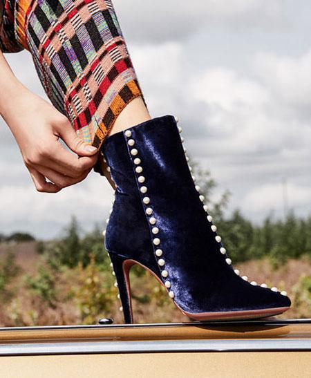 LOVIKA | Fall boots editorial lookbook