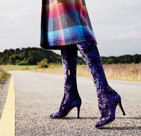 LOVIKA | Fall boots editorial lookbook