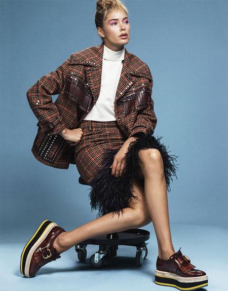"LOVIKA | Fashion Editorial - ""A New Direction"" #designer #lookbook"