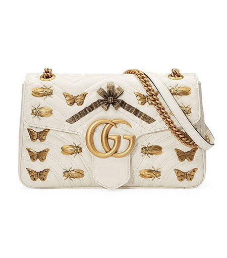 LOVIKA | Gucci GG Marmont bags from Fall-Winter 2017 ad campaign #handbag
