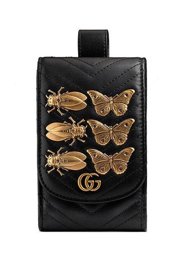 LOVIKA | Gucci GG Marmont bags from Fall-Winter 2017 ad campaign #handbag