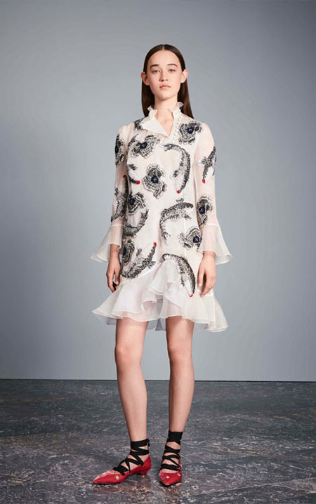 LOVIKA | 10 Best designer dresses that are on sale right now! Featuring Erdem
