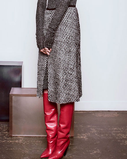 Trend Alert: Red Boots