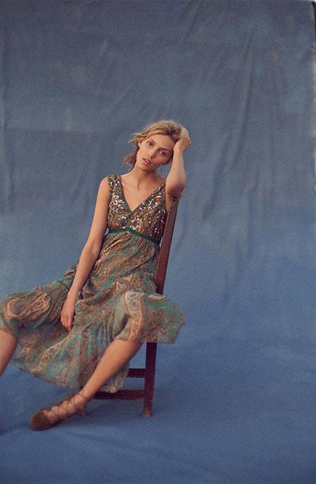 LOVIKA | 11 Lovely Fall Maxi Dresses #romantic #pretty #bohemian