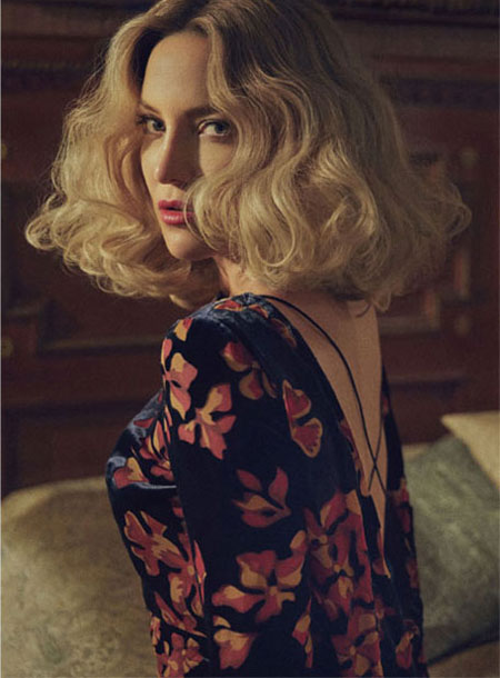 LOVIKA | Fashion editorial lookbook featuring Kate Hudson