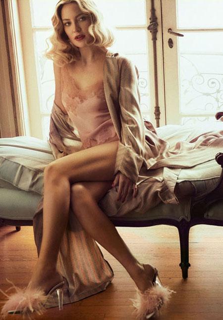 LOVIKA   Fashion editorial lookbook featuring Kate Hudson