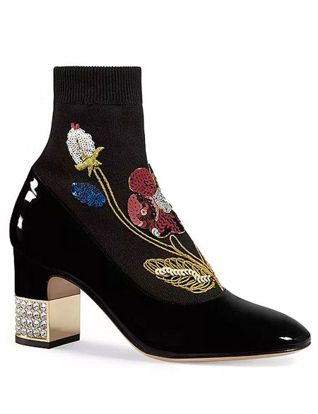 LOVIKA | Gucci shoes from pre-spring 2018 #resort #boots