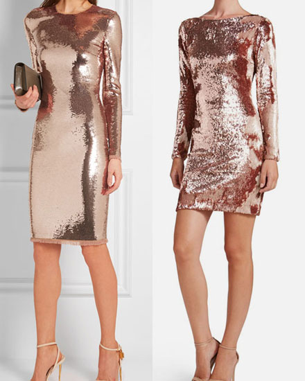 Fashion Steal – Sequin Dress