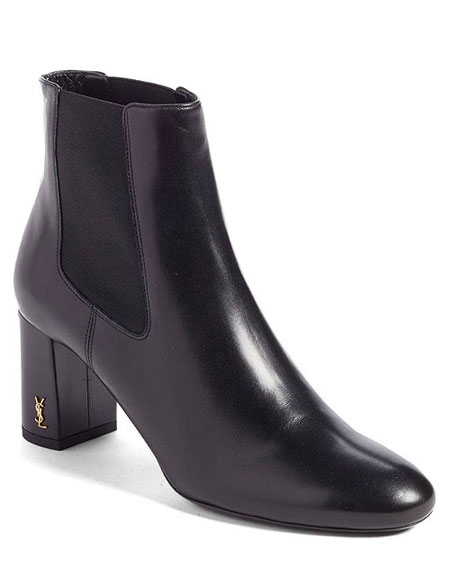 7 Designer black block-heel ankle boots and booties that are simple yet so stylish