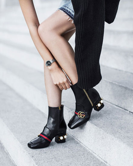 7 Stylish Black Ankle Boots That Are Actually Comfortable