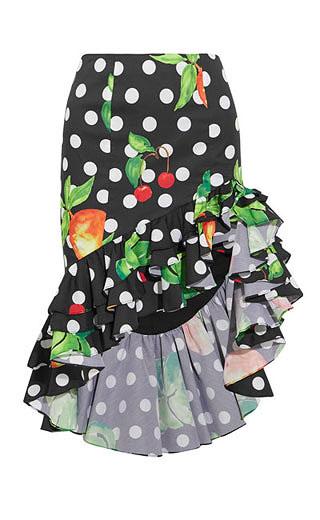 LOVIKA | Polka dot skirt #clothing #outfit #trending