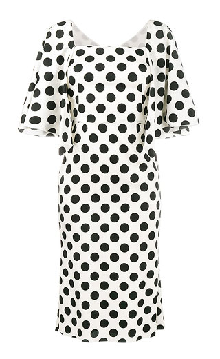LOVIKA | Polka dot dress #clothing #outfit