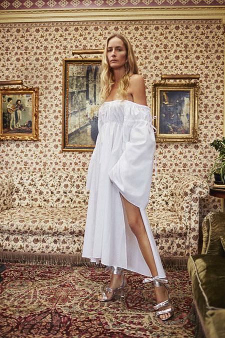 Looks So Good - Attico Editorial Lookbook #SS18 #dresses #colors