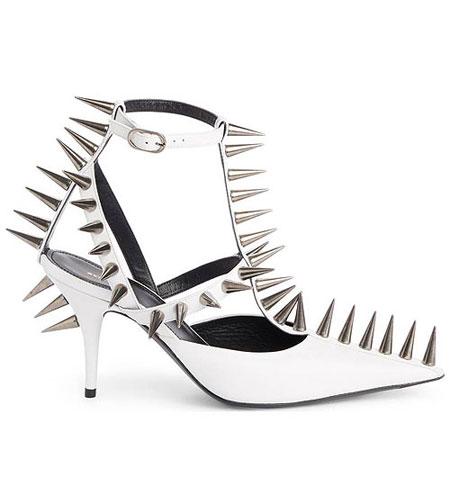 Balenciaga knife pumps #sandals #mules #slingback