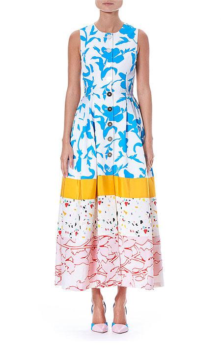Carolina Herrera Spring Dresses and Gowns