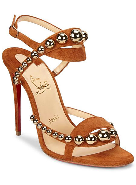 Christina Louboutin spring-summer 2018 shoes #sandals #pumps #mules #flats