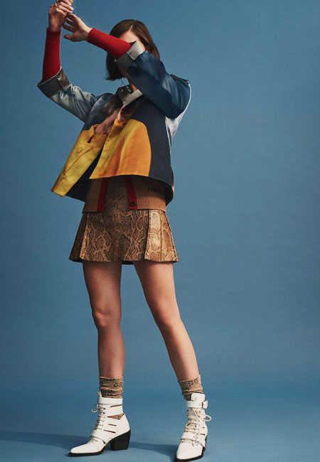 "LOVIKA | Fashion Editorial Lookbook - ""Archive Love"""