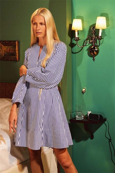LOVIKA | Fashion Editorial - How to Dress American #spring #lookbook