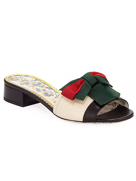 LOVIKA | BEST Gucci shoes from spring-summer 2018 collection