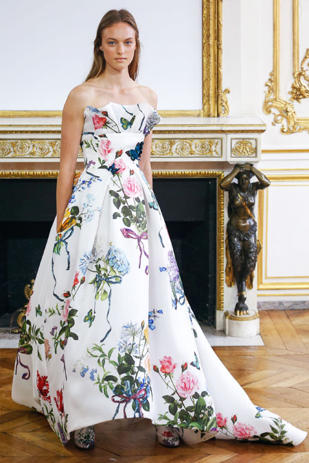 LOVIKA | Evening Perfection - 6 Gowns from Monique Lhuillier Spring-Summer 2018 Runway Collection