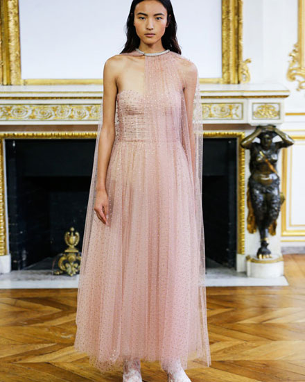 6 Evening-Perfection Gowns from Monique Lhuillier Spring Runway