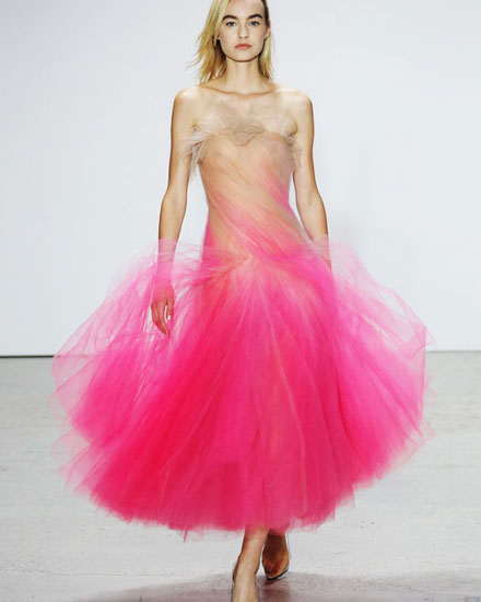 15 Stunning Evening Gowns from Oscar de la Renta