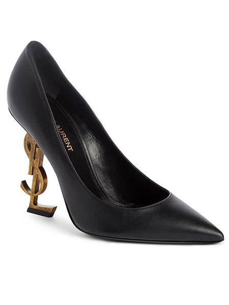 Lovika Style Crush - Saint Laurent Opyum heels #pumps #sandals
