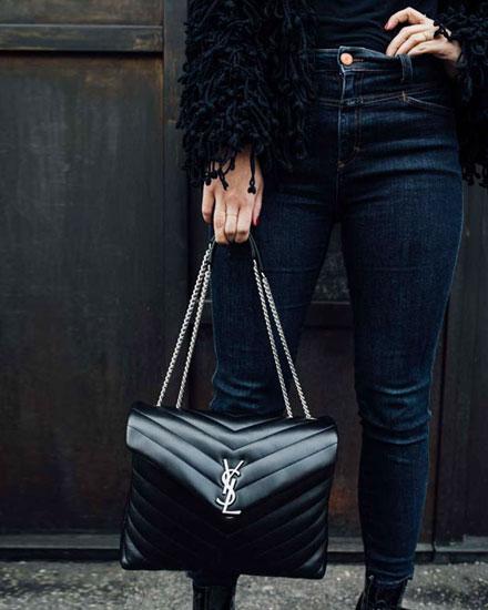 Under $1200: Saint Laurent's NEW Crossbody Bag