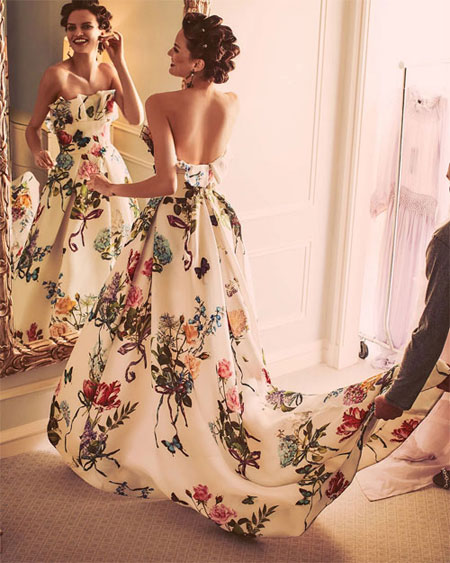 6 Most gorgeous evening gowns and cocktail dresses for Spring