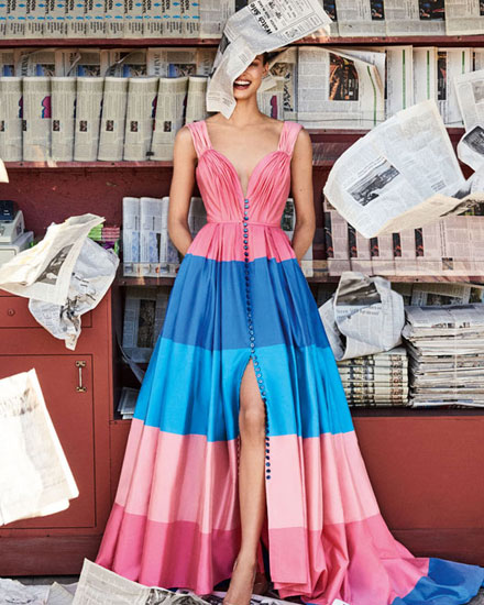 6 Gorgeous Evening Gowns to Wear This Spring