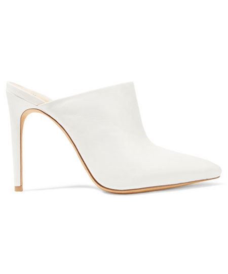 Alexandre Birman Amaliah leather mules