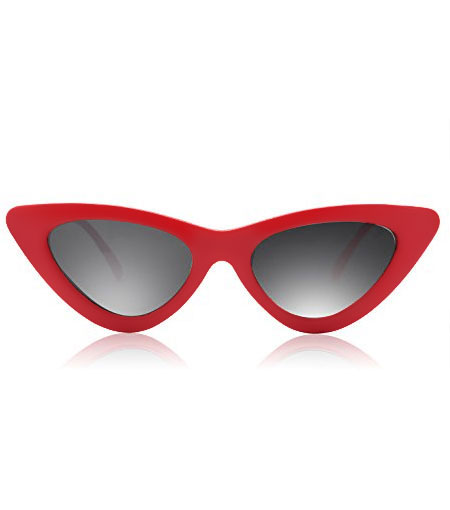 LOVIKA | Fashion Steal - $9 Narrow cat-eye sunglasses